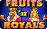 Онлайн слот Fruits and Royals