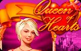 Онлайн слот Queen of Hearts