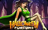 Онлайн слот Halloween Fortune