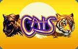 Игровой автомат Cats