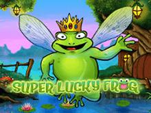 Игровой слот Удачливая Лягушка