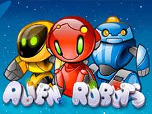 Игровой автомат Роботы Пришельцы