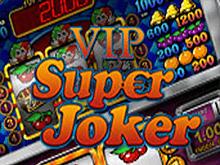 Онлайн слот Супер Джокер Вип