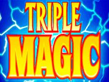 Игровой автомат Тройная Магия