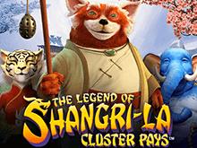 Игровой слот Легенда Шангри-Ла