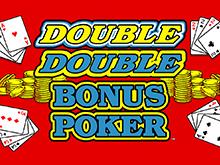 Игровой аппарат Дабл Дабл Бонус Покер